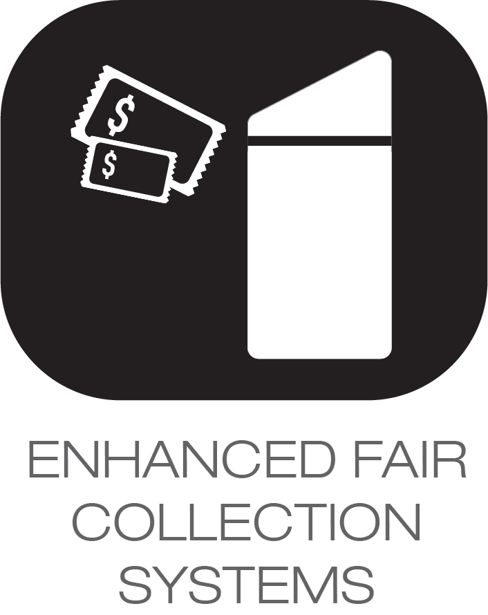 enhanced fair collection systems icon