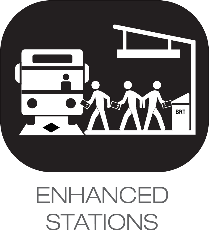 enhanced stations icon