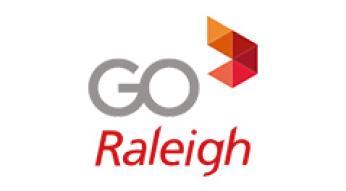 GoRaleigh logo