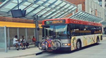 GoRaleigh bus