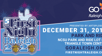 29th Annual WRAL First Night Raleigh 2020