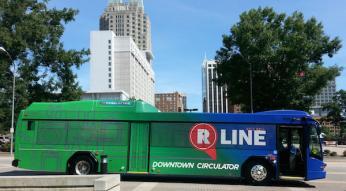R-line bus