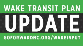Wake Transit Plan Update